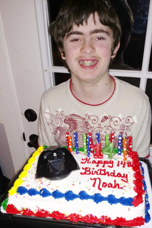 Noah 14th Birthday